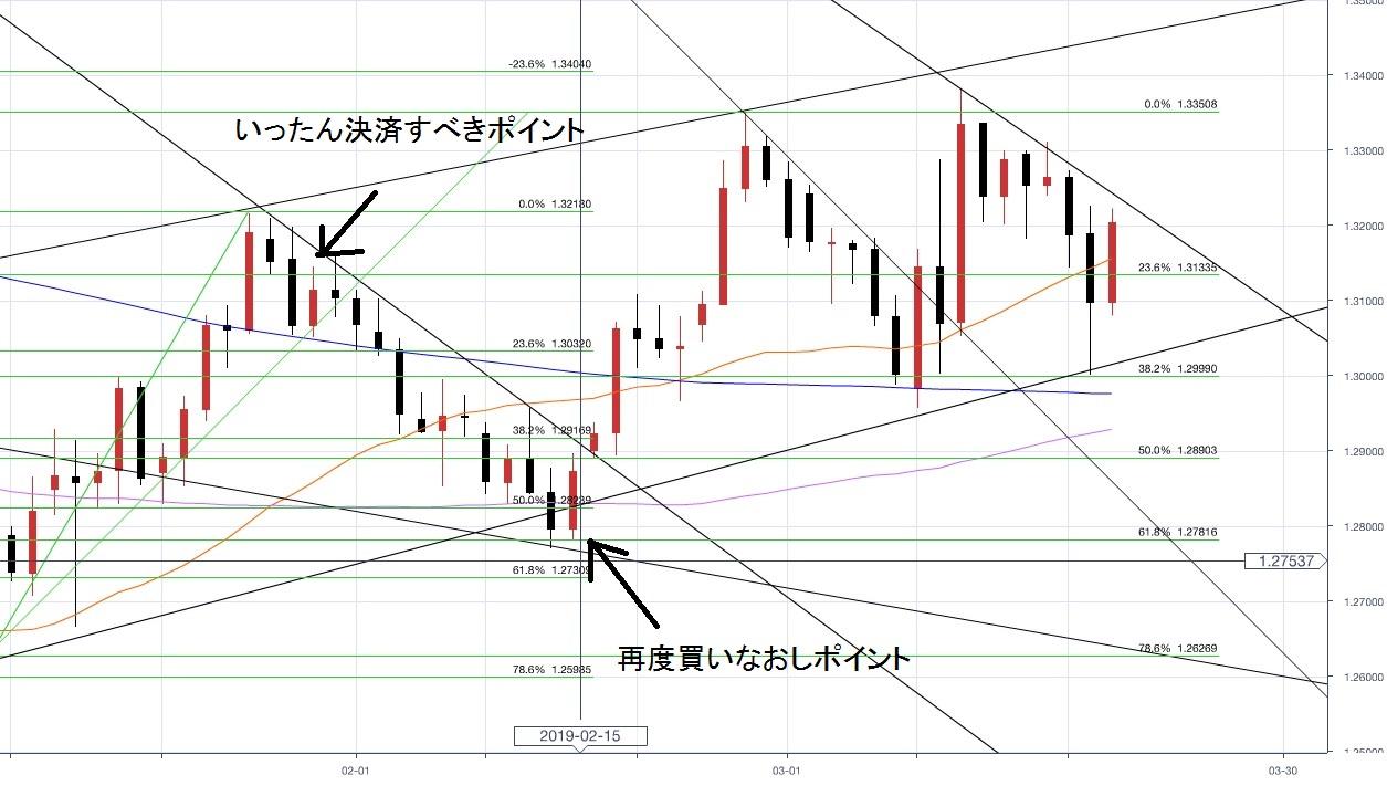 11-反省点-ポンドドル日足チャート-ひまわり証券1戦目